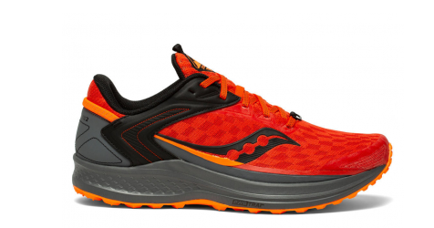 Saucony Chaussure Course à Pied Route Trail Running Mixte Canyon Tr Homme