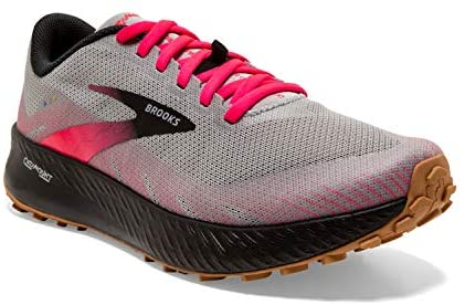Chaussure Course à Pied Montagne Trail Running Brooks Catamount Femme