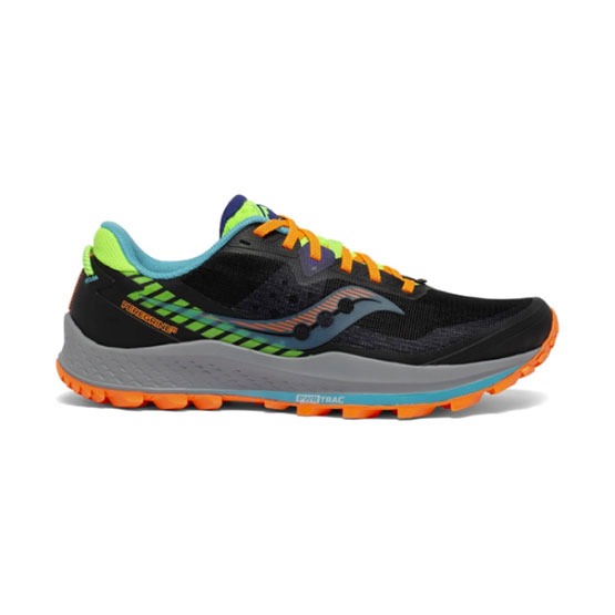 Saucony Chaussure Course à Pied Montagne Trail Running Peregrine 11 Homme