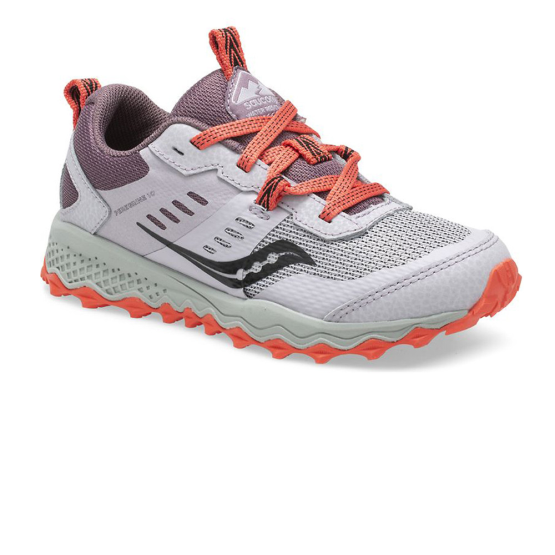 aucony Chaussure Course à Pied Montagne Trail Running Peregrine 10 Shield Girl