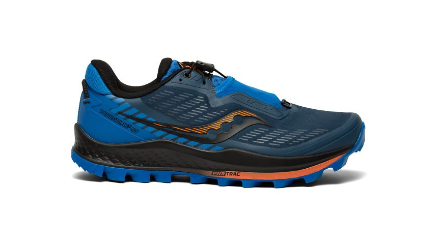 Chaussure Saucony Peregrine ST Homme trail running montagne