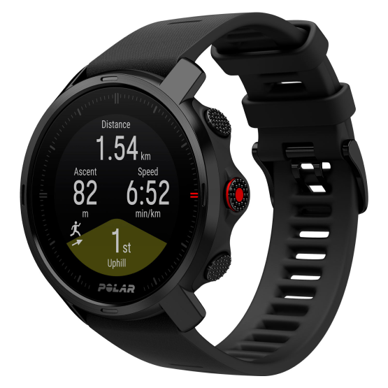 Montre Polar GPS Grit X Black