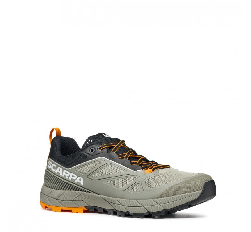 Chaussure Scarpa Rapid Homme trail running course à pieds en Montagne