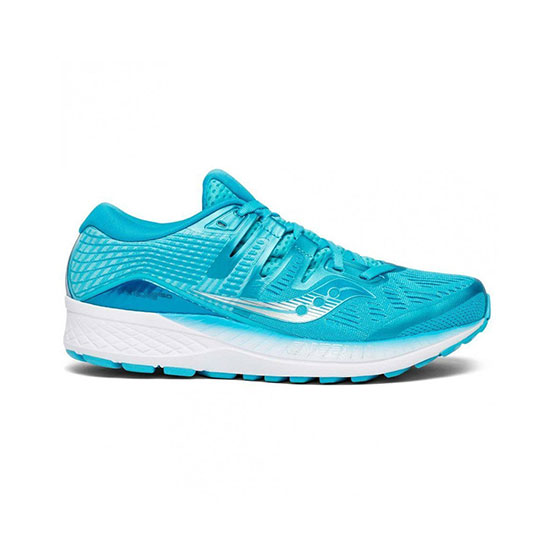 Saucony Ride Iso Blue Fille