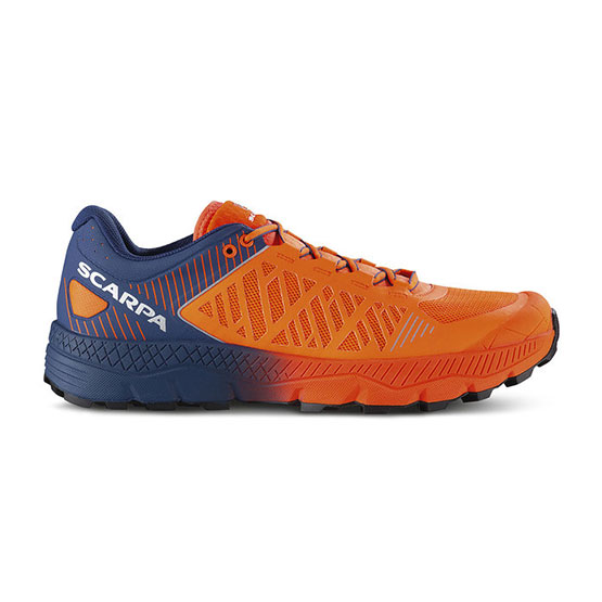 Scarpa Spin Ultra Chaussure Course à Pied Montagne Trail Running Homme