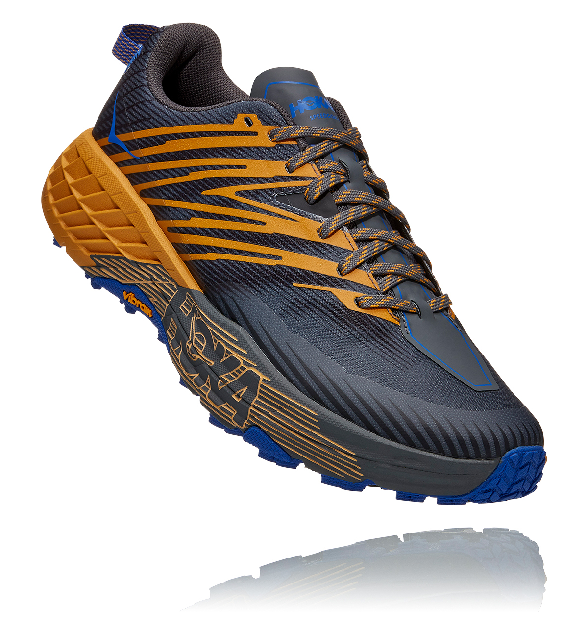 Hoka Chaussure Course à Pied Montagne Trail Running Speedgoat 4 homme