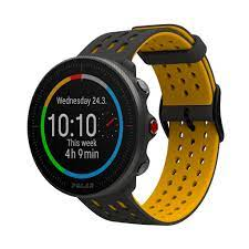 Polar Vantage M 2 Grey Yellow