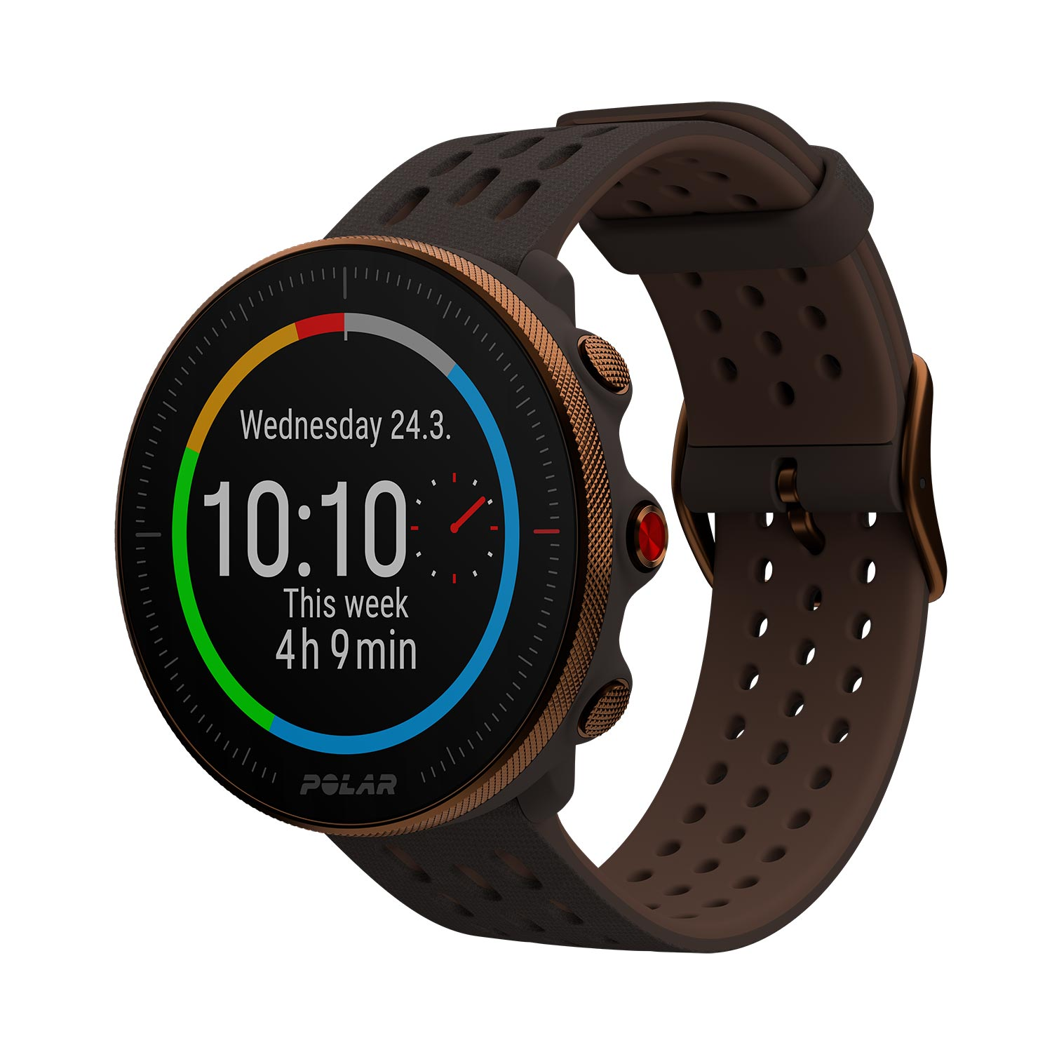 Polar Vantage M 2 Copper Brown